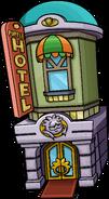 Puffle Hotel