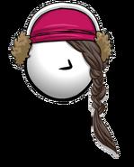 Sweet Ski Beanie clothing icon ID 1508
