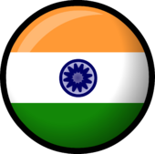 India Flag clothing icon ID 527