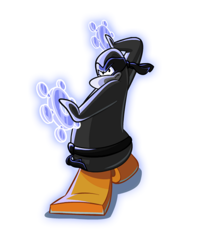File:Snow Penguin Glowing.png