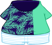 Seaside Outfit icon