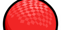 Dodgeball Pin