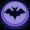 Halloween 2013 Transform Candy Bat Purple