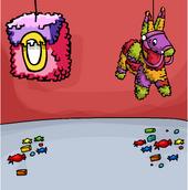 Piñata Background
