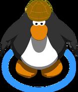 Tweed Hat in-game