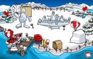 April Fools' Party 2009 Dock