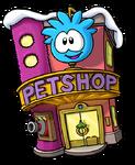 PuffleParty2015PetShopExterior