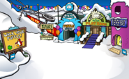 Puffle Party 2012 Ski Village