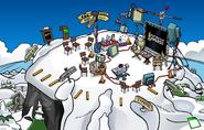 Penguin Play Awards 2010 Ski Hill