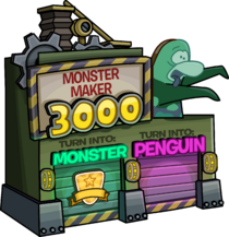 Monster Maker 3000 2016