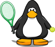 Tennis Gear Playercard