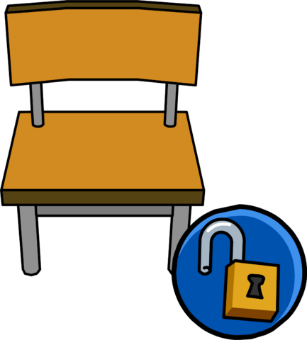 File:Classroom Chair unlockable icon.png
