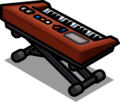 Electric Keyboard sprite 009