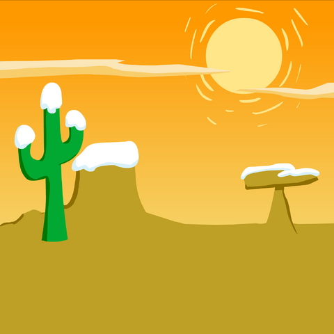 File:Western Sunset Background.PNG