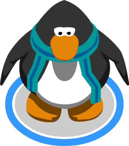 File:Blue Striped Scarf (3012) in-game.png