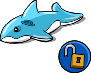 Inflatable Whale unlockable icon