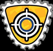 Target Champion stamp