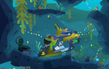 The Sea Caves Party Sub