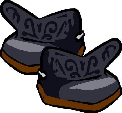 File:BlackCowboyBoots.png