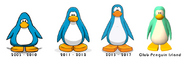PenguinEvolution