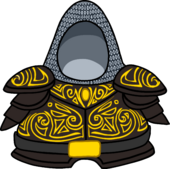 Knightly Armor Icon 4943