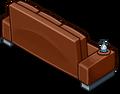 Brown Designer Couch sprite 022