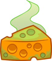 Stinky Cheese Puffle Food.png