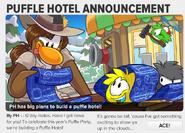 Hotel Announcement Part 1