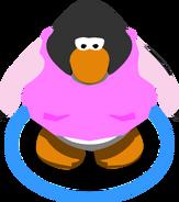 Pink letterman jacket 1