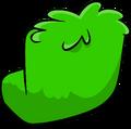 Fuzzy Green Couch sprite 009