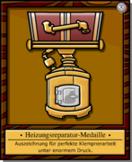 Mission 8 Medal full award de