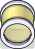 Short Puffle Tube sprite 040