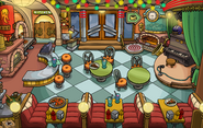 Halloween Party 2013 Pizza Parlor