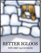 November 2005 Better Igloos