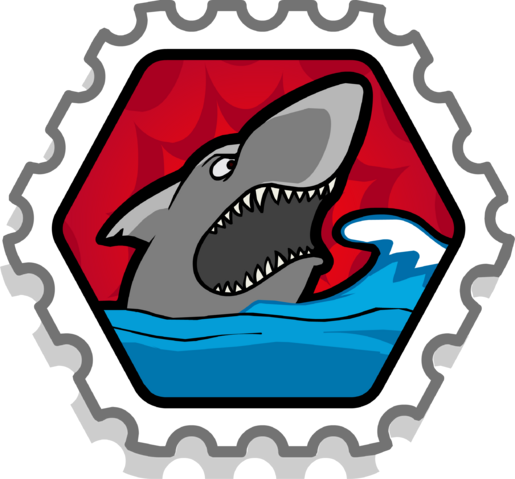 File:Shark! stamp.png