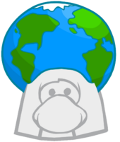 Globe Hat clothing icon ID 1207 updated