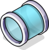 Short Puffle Tube sprite 002