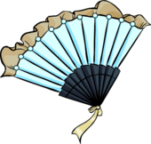 Masquerade Fan for infobox