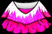 Pink Figure Skating Dress