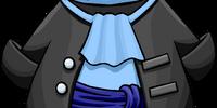 Gray Pirate Coat