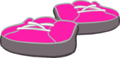 Hot Pink Sneakers icon