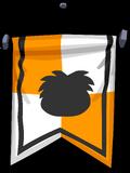 Orange Banner sprite 004