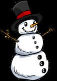 Snowman sprite 001