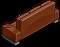 Brown Designer Couch sprite 013