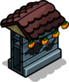 Haunted House Wall sprite 004