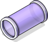 Long Puffle Tube sprite 003
