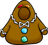 Gingerbread Costume icon