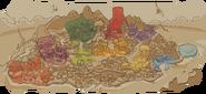 Prehistoric map 2014 plain
