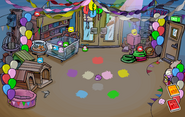 Puffle Party 2010 Pet Shop