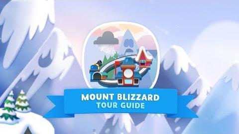 Visitors Guide to Mt. Blizzard Disney Club Penguin Island
